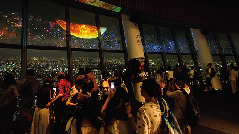SKYTREE(R) Magical Halloween Night